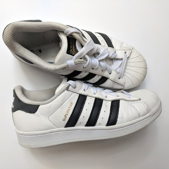 adidas Other - Adidas Originals Youth Superstar Shoes 3.5 ea1c505e0